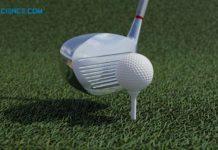 Golfschläger als Anwendung eines amorphen Metalls (metallisches Glas)