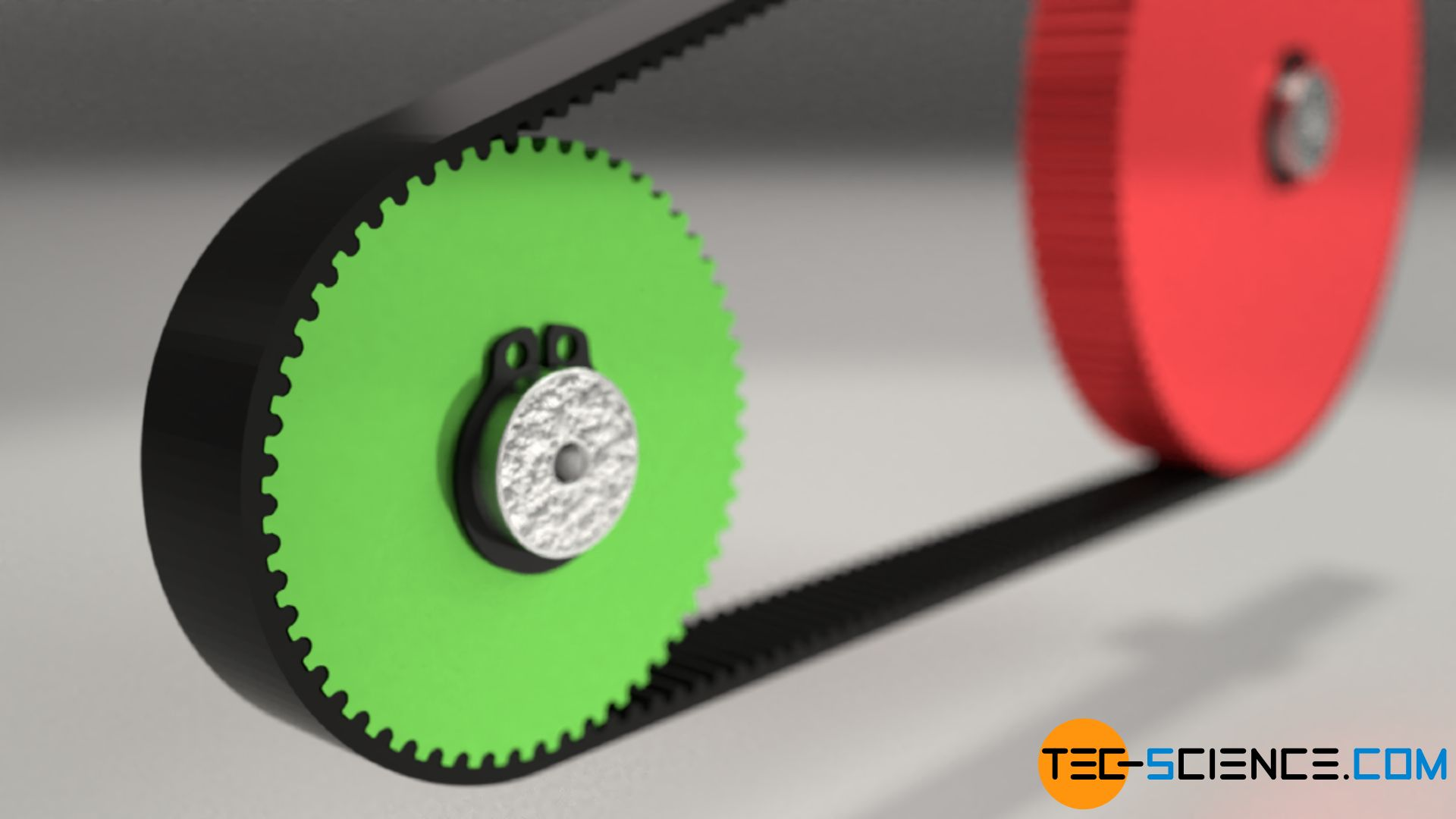 Timing belt (synchronous belt)