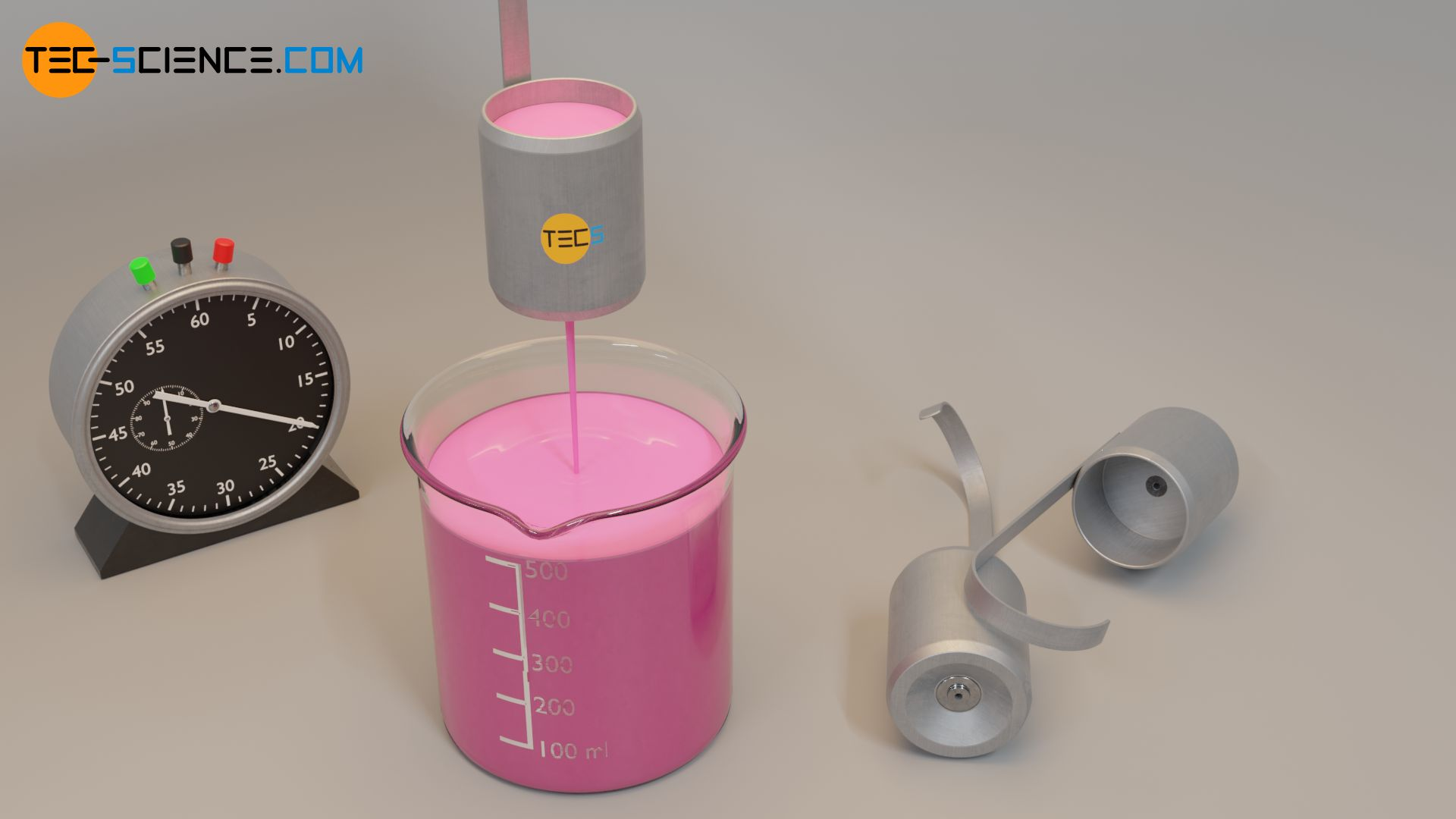 Dip Cup Viscometer