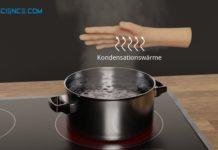 Freiwerdende Kondensationswärme beim Kondensieren von Wasserdampf führt zu schweren Verbrennungen